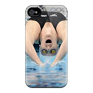 Iphone 4/4s Cases Covers With Shock Absorbent Protective BwQ7067zDAX Cases