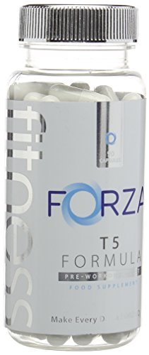 Fast Acting Diets - FORZA Fitness T5 Diet and Fitness Supplement For Men & Women - Fast Acting Formula - 90 Capsules by Forza