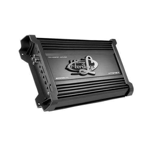 Lanzar HTG157 3000 W auto audio amplificatore classe D mono Amp by Lanzar NA