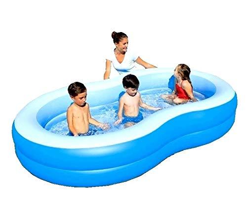 Bestway - Family hinchable Laguna azul balones de jardín ...
