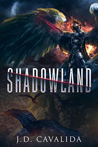 Amazon com: Shadowland: A Dark Fantasy Romance Novel eBook: J D
