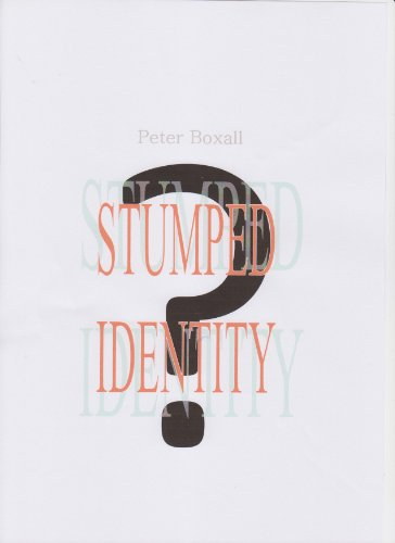 Amazon.com: Stumped Identity eBook: Peter Boxall: Kindle Store