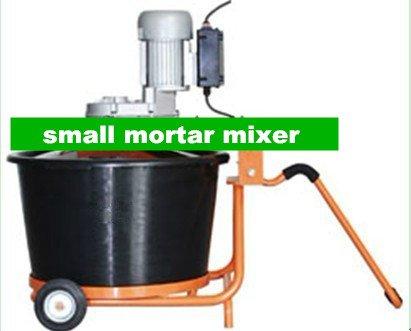 Mezclador mortero pequeño GOWE | Máquina para mezclar pintura epoxi cemento | 220 V 50 hz