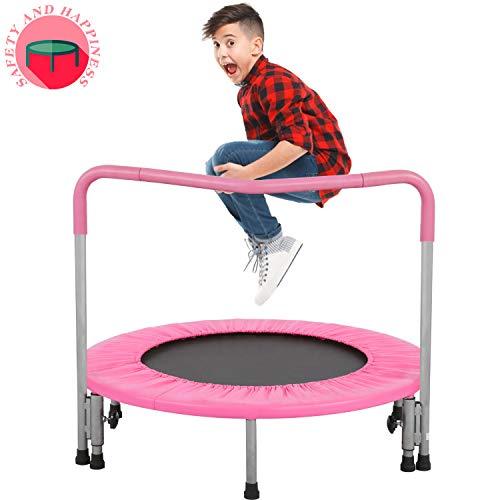 BestMassage Trampoline Kid Trampoline