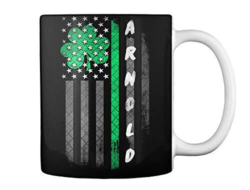 Arnold lucky family clover flag Mug - Teespring Mug