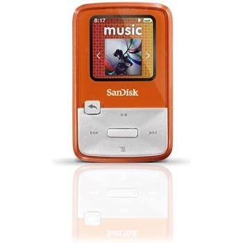 SanDisk SDMX22-004G-C57O Sansa Clip Zip