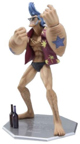 One Piece Portrait of Pirates - Franky Excellent Model PVC Figure Neo-2