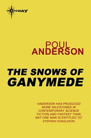 book cover of The Snows of Ganymede