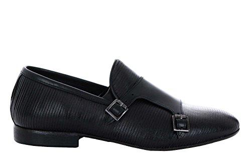 F612KL6023801 Pantofola 42 Alessandrini Pantofola Daniele Daniele Doppia F612KL6023801 Doppia Alessandrini Fibbia Fibbia Black Black OxFx1w0U