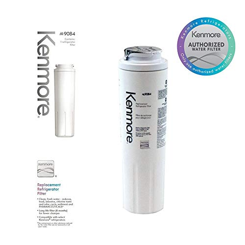 Kenmore 9084 9084 Refrigerator Water Filter, white