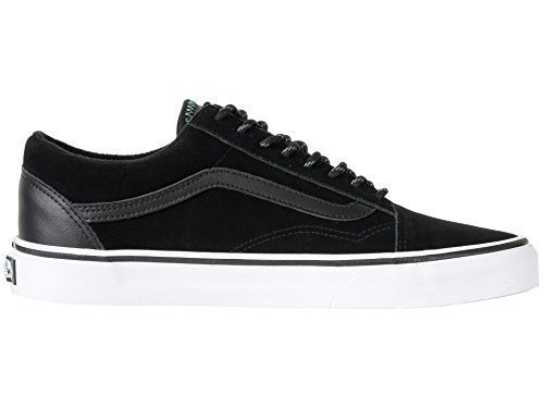 ec1e16295c60 Galleon - Vans Unisex Old Skool Trek Black Wasabi Skate Shoe