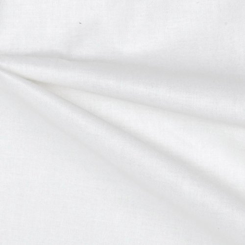 Roc-Lon Rain No Stain Drapery Lining White Fabric By The Yard Rain No Stain