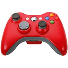 Althemax New Wireless Cordless Shock Game Joypad Controller For Microsoft xBox 360 - Red