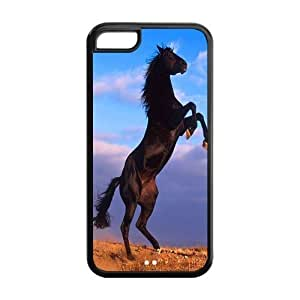 Horse Iphone 5C Case, Customize Horse Case for Iphone 5C