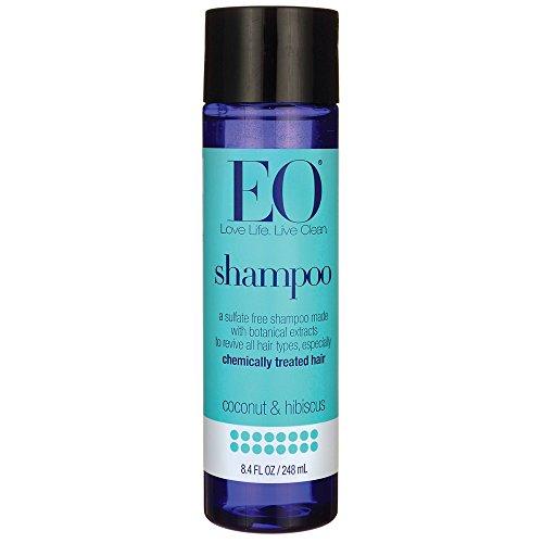 EO Botanical Sulfate Free Shampoo Hibiscus