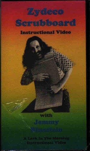 Zydeco Scrubboard Instructional Video with Jemmy Bluestein -  Lark In the Morning