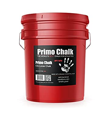 Primo Chalk Stop ruining your hands, the way climbing and lifting chalk should be. Switch to Primo gym chalk and experience the difference for yourself.