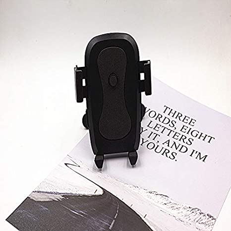 Xuntus Black Universal Smartphone Car Air Vent Mount Holder Cradle for iPhone Series or Other Same Size