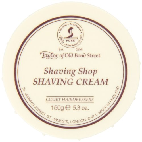 Taylor of Old Bond Street Shaving Shop, Shaving Cream Bowl, 5.3 Ounce (Shaving Shop)
