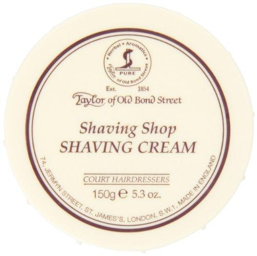 Shaving Shop (Taylor of Old Bond Street Shaving Shop, Shaving Cream Bowl, 5.3 Ounce)