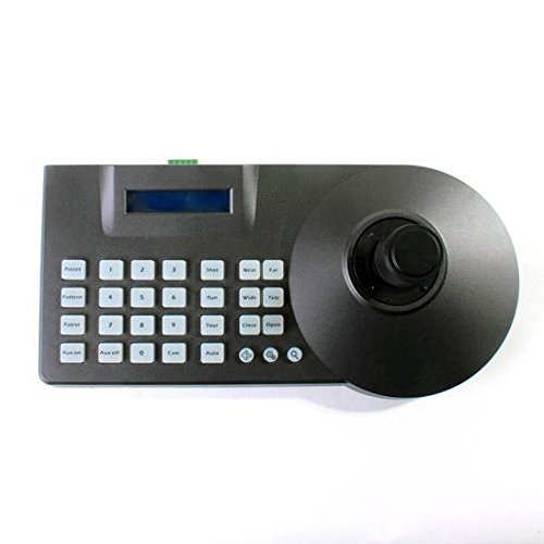 DEFENDER SECURITY 82-22125 3D Joystick Keyboard Contoller by Defender Security