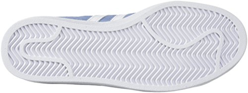 Formateurs J White Campus Suede Ash Youth Adidas Blue White UgWnRIE