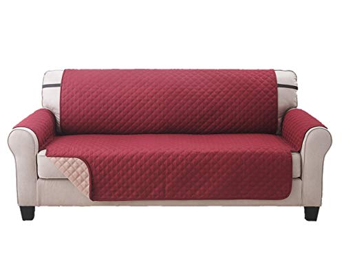 Deluxe Original Reversible Couch Slipcover Furniture
