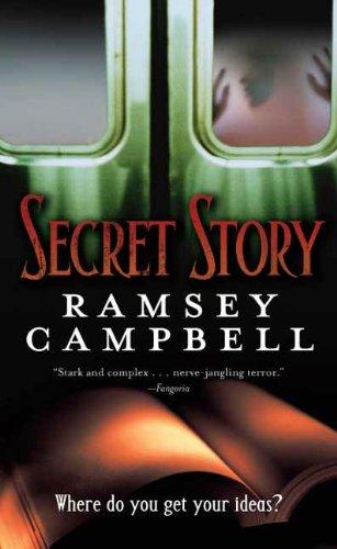 book cover of Secret Story