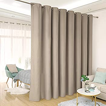 Amazon Com Nicetown Room Dividers Curtains Screens