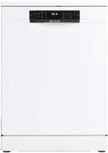 Bosch Serie 4 SMS46IW20E lavavajilla Independiente 13 cubiertos A ...