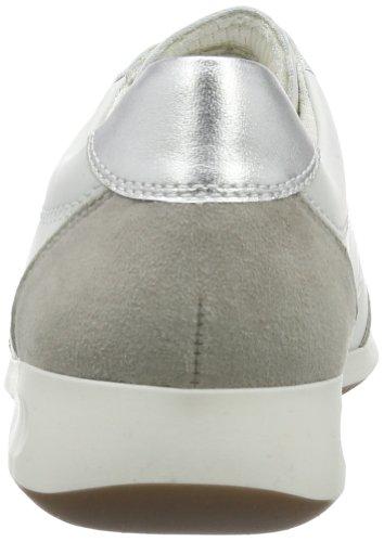 Ante 06 06 silber Rom Ara 12 kiesel weiss De Gris Para Mujer Zapatos 34453 xqAwTZRY
