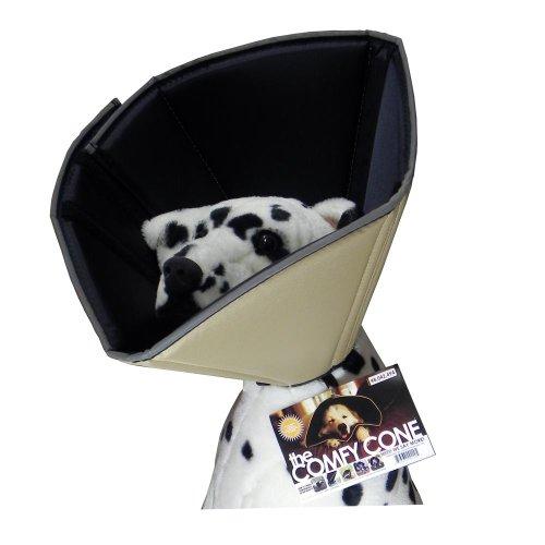 Comfy Cone Soft E-collar Medium-long Tan 30 Cm