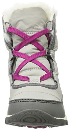Para Whitney Zapatillas Mujer Lace Sorel quarry Gris Short 74RwF
