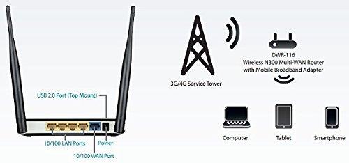 D-Link DWR-116 Router Driver Windows XP