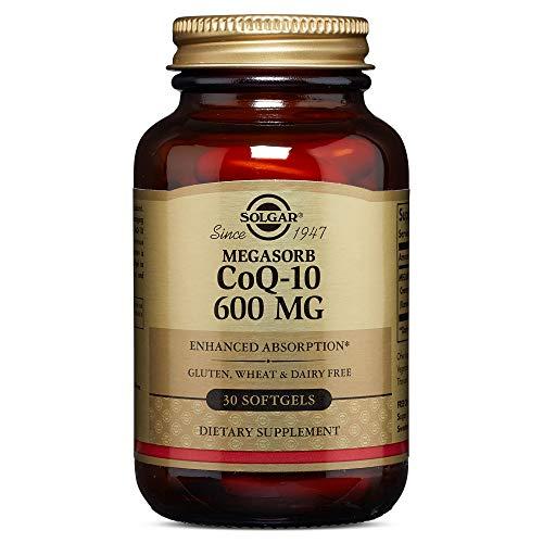 Solgar - Megasorb CoQ-10, 600 mg, 30 Softgels