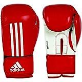 Luva de Boxe Adidas Energy 100 Vermelho/Branco 16 Oz