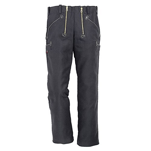 FHB 80008-20-58 Size 58 Christian Guild Trousers - Black by FHB by FHB