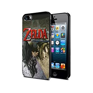 Zelda Game Zd01 Silicone Case Cover Protection For iPhone 5/5s @boonboonmart
