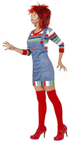 Smiffys SMIFFYS Chucky Costume - Ladies: Smiffys: Amazon.es: Juguetes y juegos