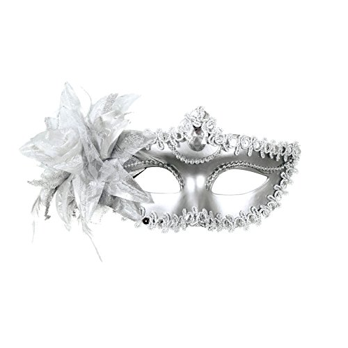 Womens Mask Masquerade Vanetian Party Carnival Fancy Ball mardi gras