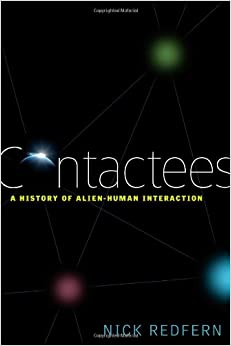 Book Contactees: A History of Alien-Human Interaction