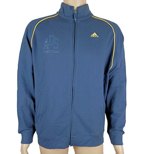 Adidas Originals Varsity Team Tracktop Trainings Sport Freizeit Jacke Neu L
