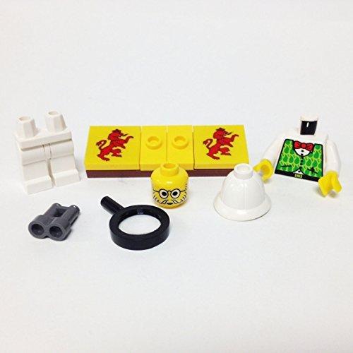 Lego orient expedition minifigures