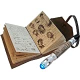 Doctor Who The Journal of Impossible Things & Mini Sonic Screwdriver