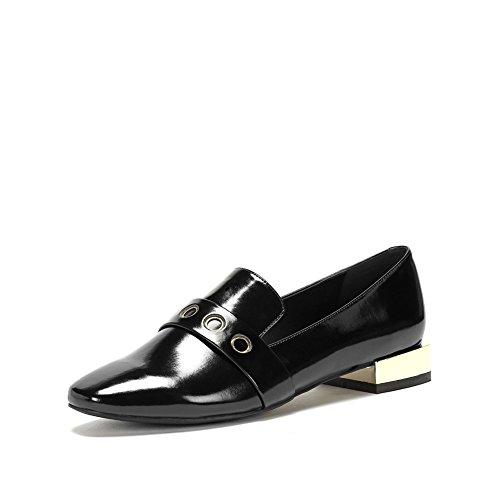 Zapatos de moda de primavera/Es un zapato./Ronda cabeza baja zapatos en B