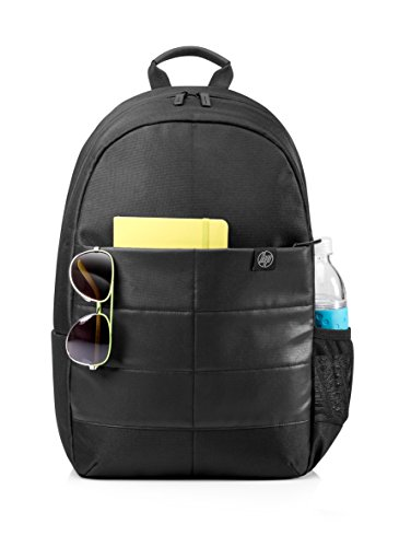 a63bb953bfdc11 HP 1FK05AA 39.62 cm Classic Backpack for 15.6-Inch Laptop: Amazon.co.uk:  Computers & Accessories