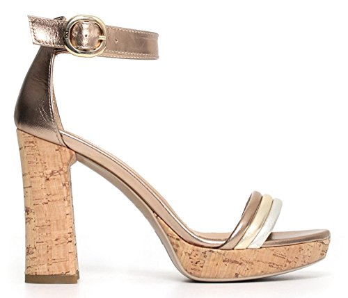 Chaussures DORéS à Doré 5845 434 Giardini P805845D Talons NEROGIARDINI Sandales Nero wTfq7YaY