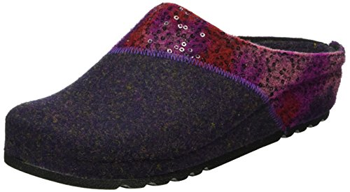 Rohde Kvinna Textil Tofflor Violett
