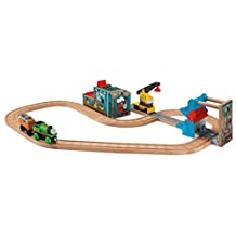 Fisher Price Thomas & Friends Wooden Railway Scrap Monster - English Edition...Thomas Train Table. Thomas Train Set Wooden. Thomas Train. Thomas Train Trackmaster. Thomas Train Set. Thomas Train Wooden. Thomas Train Track. Thomas Train Table Set.