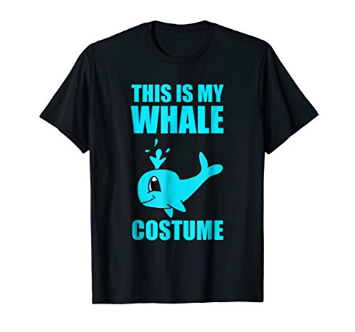 This Is My Whale Costume T
